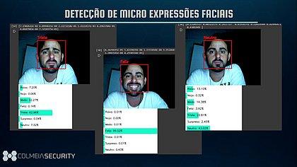 Startup baiana concorre em premiação internacional com app de reconhecimento facial