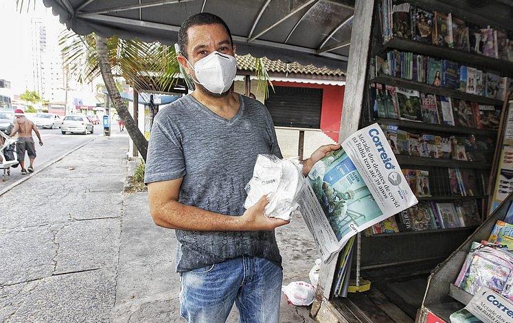 máscara delfim protect