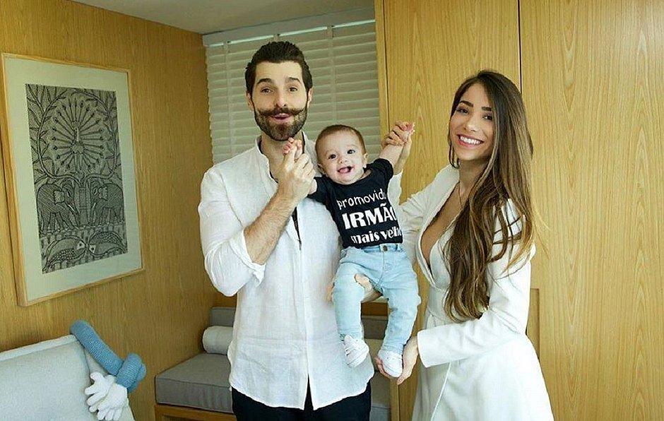 Romana Novais e Alok anunciam nova gravidez: 'Explodindo de felicidade'