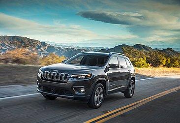 Depois da atualização, a atual geração do Jeep Cherokee não vem mais para o país