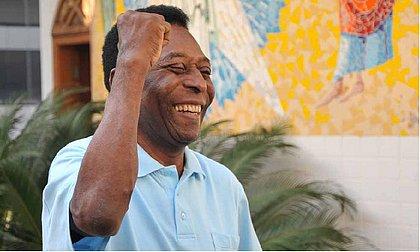 Pelé passou cirurgia no último sábado (4), e segue em recuperação na UTI