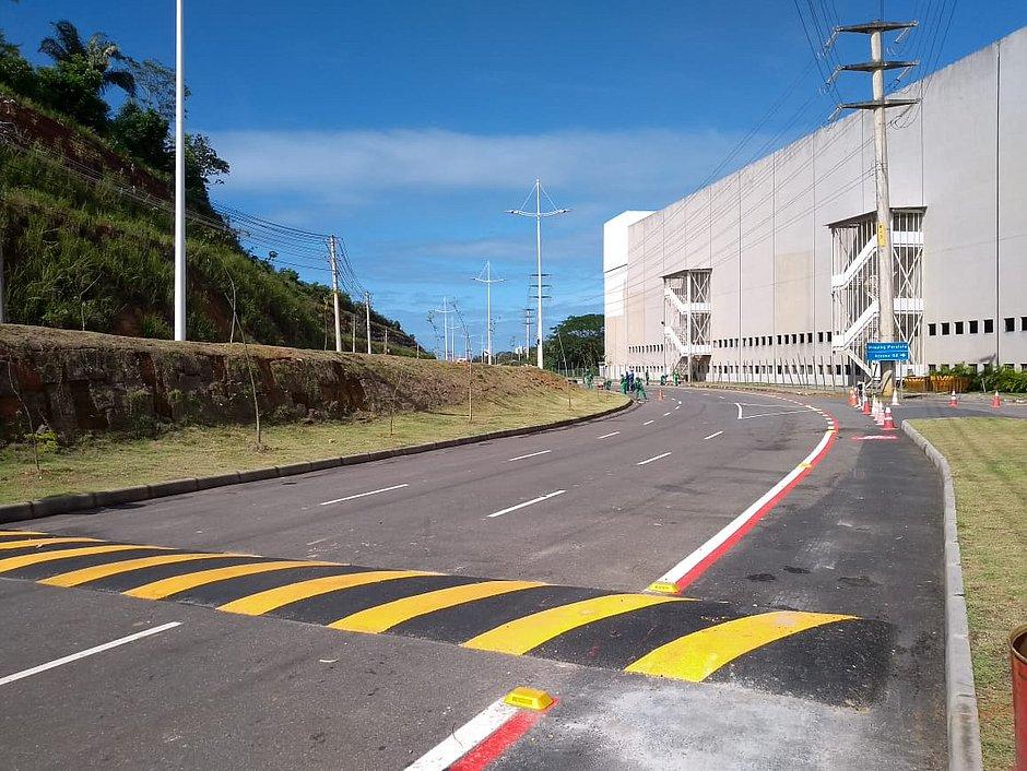 Salvador tem nova via ligando a Orla à Avenida Paralela