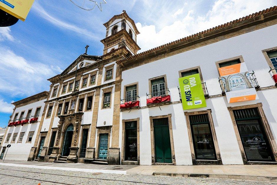 Museu da Misericórdia celebra dia do Patrimônio Histórico com lives