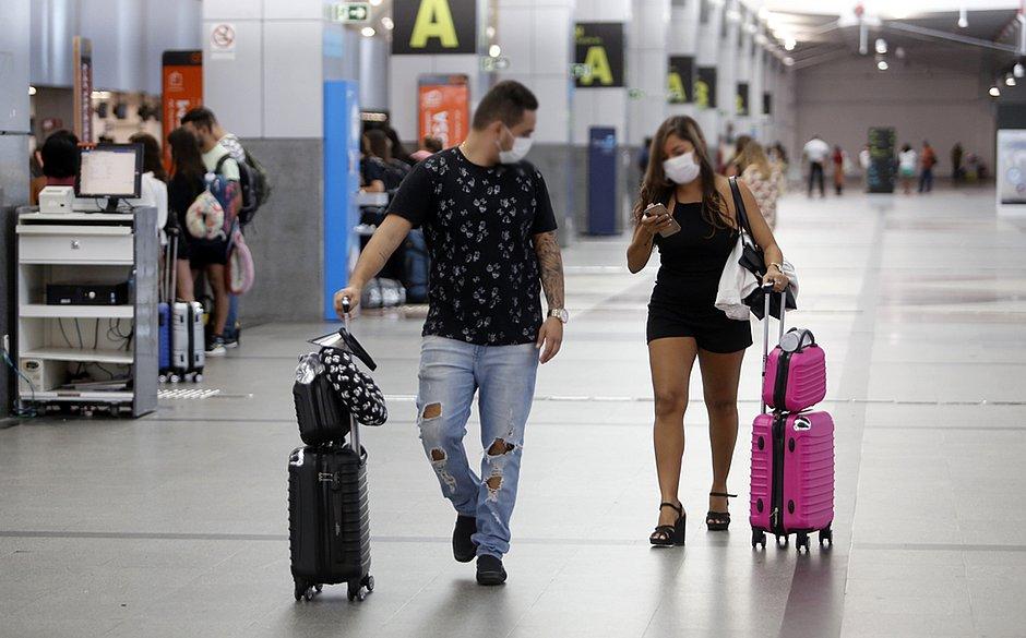 Governo brasileiro decide reabrir fronteiras aéreas para turistas – Jornal Correio