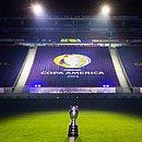 Copa América já tem mais de 40 casos de covid-19, entre jogadores, delegações e funcionários