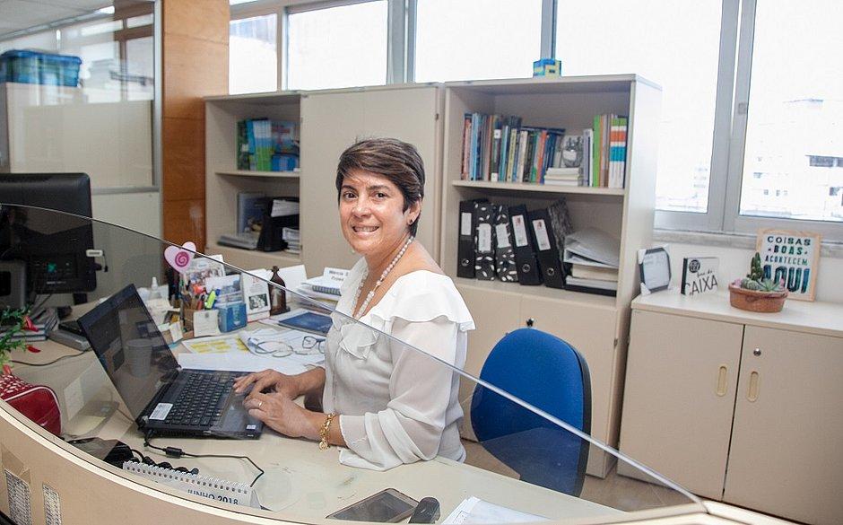 Marcia Suede, analista do SEBRAE/BA, fala sobre a necessidade dos empresários tornarem seus negócios mais sustentáveis.