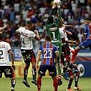 O Ba-Vi da Copa do Nordeste de 2020 terminou com vitória rubro-negra por 2x0 na Fonte Nova