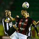 Leão dominou o Figueirense fora de casa, mas não conseguiu vencer