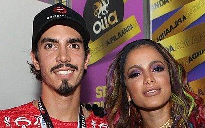 Gabriel David é apontado como novo affair da cantora Anitta
