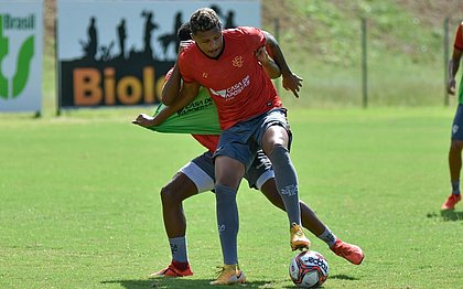 Samuel é um dos principais nomes do Leão na temporada