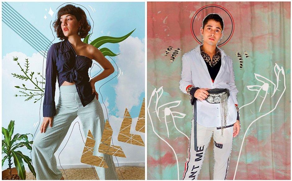 Três stylists ressignificam a tradicional camisa social