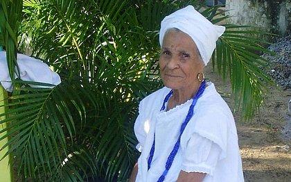 A Mãe de Santo Mildredes Dias Ferreira faleceu em 2015 após ataques de intolerância religiosa