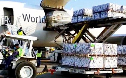 Mais de 2 milhões de doses da Pfizer chegam ao Brasil neste domingo