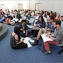 Participantes simularam a criação de negócios sociais