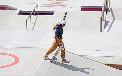 Rayssa Leal venceu prêmio do Comitê Olímpico Internacional