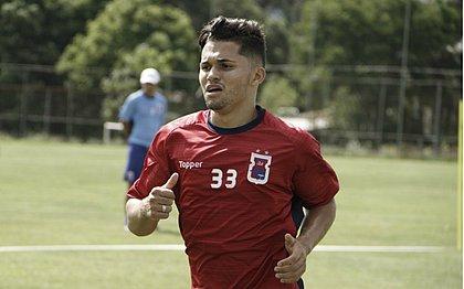Revelado pelo Paraná, Alesson é o novo reforço do time sub-23 do Bahia