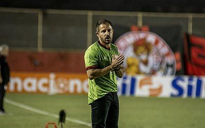 Técnico Ramon Menezes tentará levar o Vitória às quartas de final da Copa do Brasil