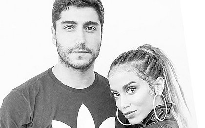 Anitta ganha homenagem do marido: 'Ela mudou o Brasil'