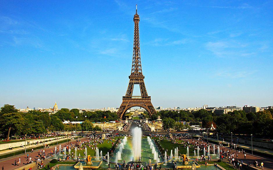 A Praça do Trocadéro é, sem dúvidas, o melhor lugar para fazer fotos da Torre Eiffel