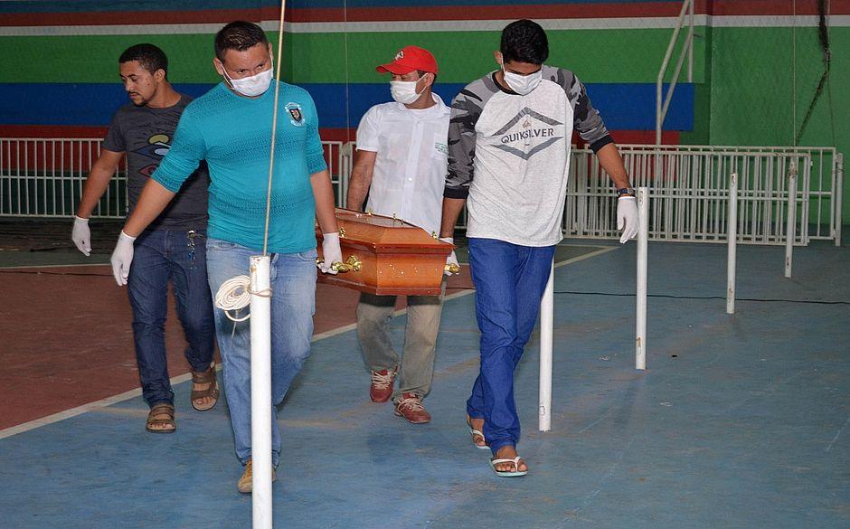 Encontrados os corpos de duas crianças vítimas de naufrágio no Pará