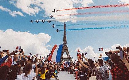 Paris receberá a próxima edição da Olimpíada, em 2024
