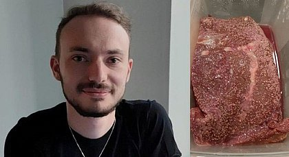 Novo desafio da web incentiva jovens a comer carne podre para ficar drogado  - Jornal Correio