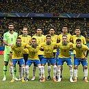Seleção jogou na Fonte Nova na Copa América 2019, contra a Venezuela