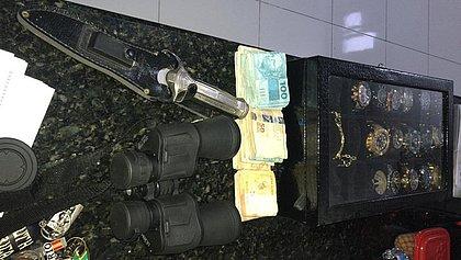 PF cumpre mandados de prisão contra quadrilha que roubou dois bancos na Bahia