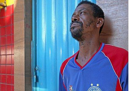 Gilberto Araújo Santos vive em Alagoinhas