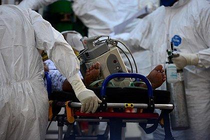 Bahia registra 134 mortes e 3.413 novos casos de covid em 24h