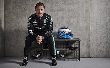 Bottas está na Mercedes desde a temporada de 2017