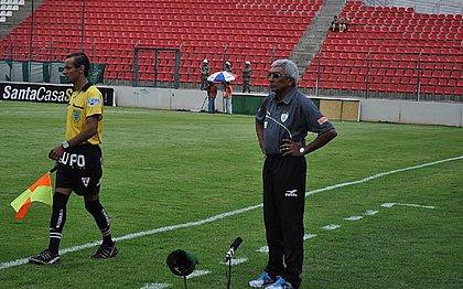 América-MG anuncia Givanildo Oliveira como novo técnico