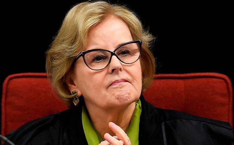 TSE pede investigação de mensagem em tom de ameaça a Rosa Weber