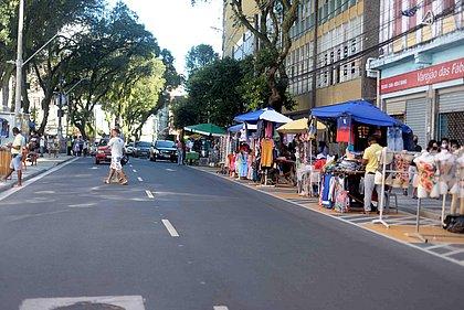 Comércio de volta: veja o que funciona neste fim de semana em Salvador
