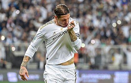 Sérgio Ramos cobrou o pênalti que deu título ao Real Madrid