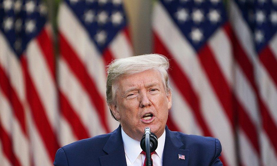 Na ONU, Trump reitera críticas à China sobre pandemia e política ambiental