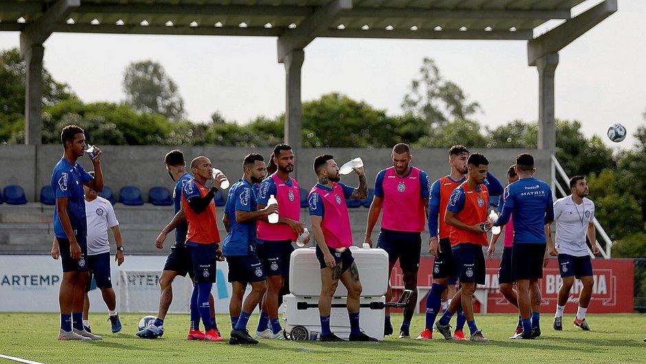 Elenco tricolor disputou dez partidas até a pausa no calendário por conta da pandemia do coronavírus
