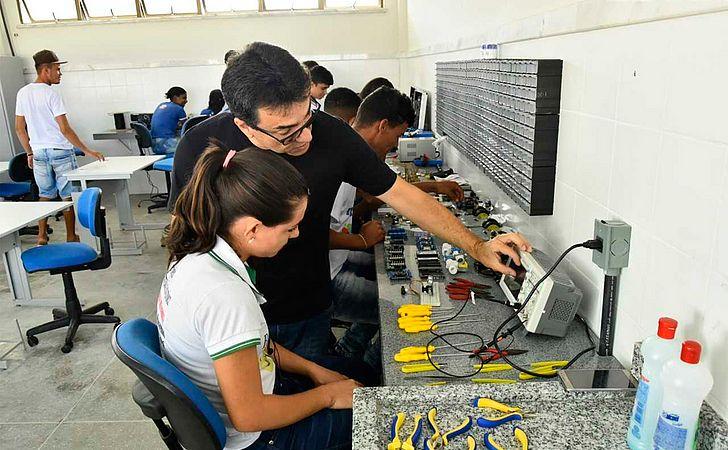 Inscrições para cursos técnicos em escolas na Bahia são prorrogadas
