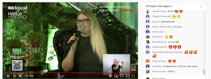 Live de Marília Mendonça movimenta web e bate 3,2 milhões de acessos simultâneos