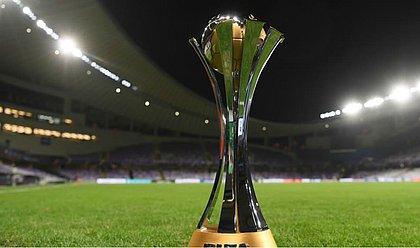 Troféu que será entregue ao campeão do Mundial de Clubes