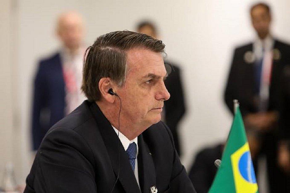 'Tempo vem provando que estávamos certos sobre pandemia', diz Bolsonaro ao G-20