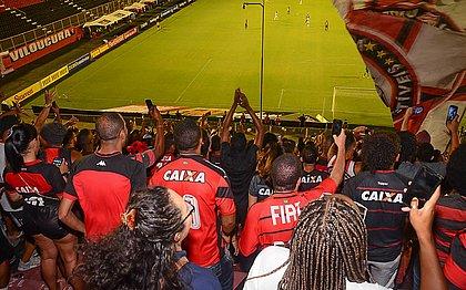 Leão encara o Londrina, nesta sexta-feira (18), no Barradão