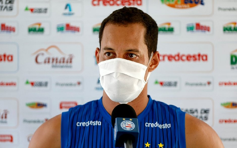 Rodriguinho disse que não se sente à vontade para jogar no mesmo local em que um hospital está instalado