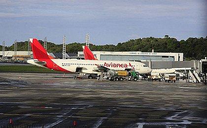 Avianca cancela mais de 200 voos em Salvador até sexta-feira (26)