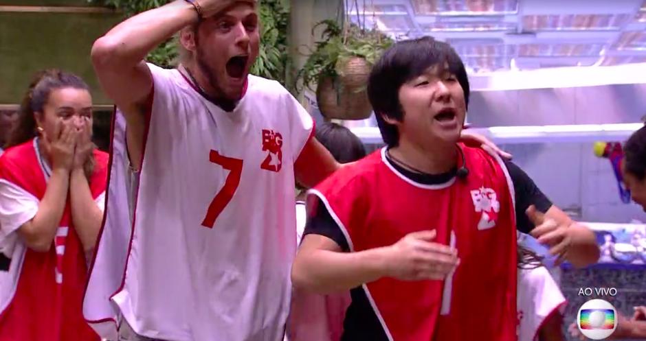 BBB 20: Pyong é o novo líder; Babu segue na Xepa