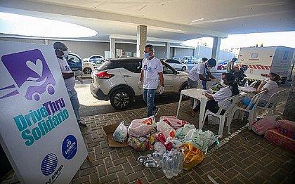 Primeira edição do projeto arrecadou 56,7 toneladas de alimentos