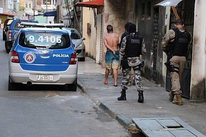 Polícia desocupa Engelho Velho da Federação após dois dias de operação
