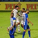 Fernando Neto e Léo Ceará marcaram para o Vitória contra o Avaí