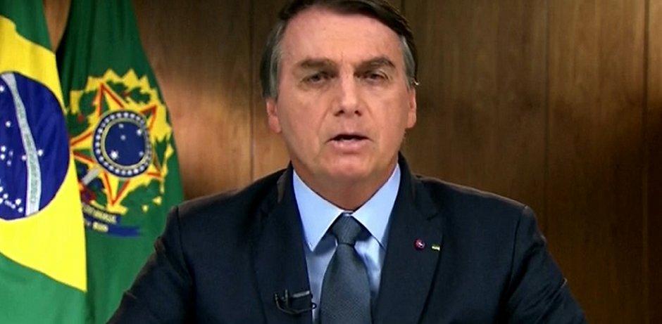 Na ONU, Bolsonaro diz que Brasil é vítima de 'brutal campanha de desinformação'