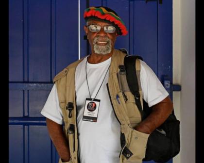 Januário Garcia, fotógrafo e militante do movimento negro, morre de covid no Rio